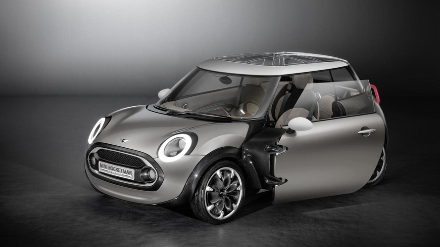 MINI wants a smaller model, but only if they find a partner to borrow a chassis