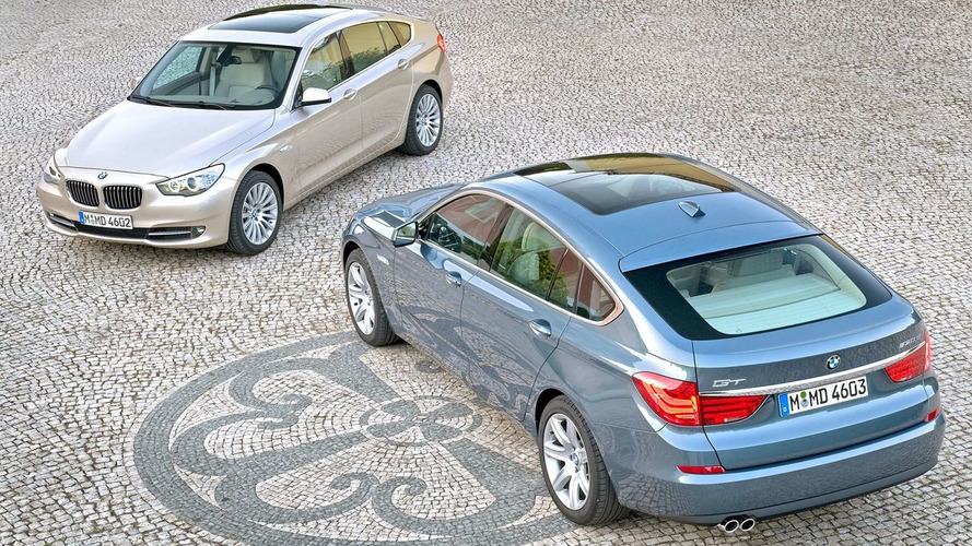 BMW Extends xDrive to all 5 Series GT/740d Engine Variants
