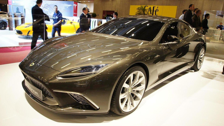 Lotus plotting a new sedan and crossover - report