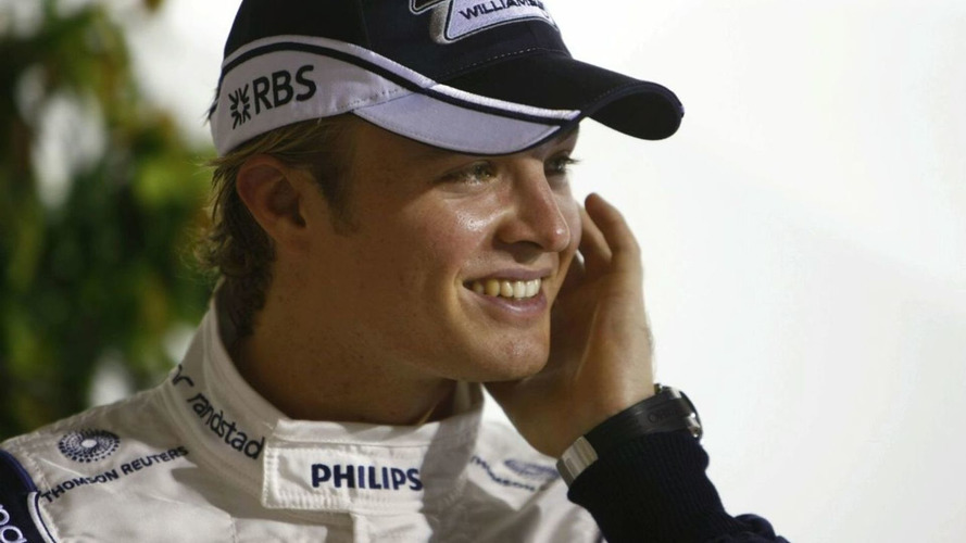Rosberg confirms he will leave Williams