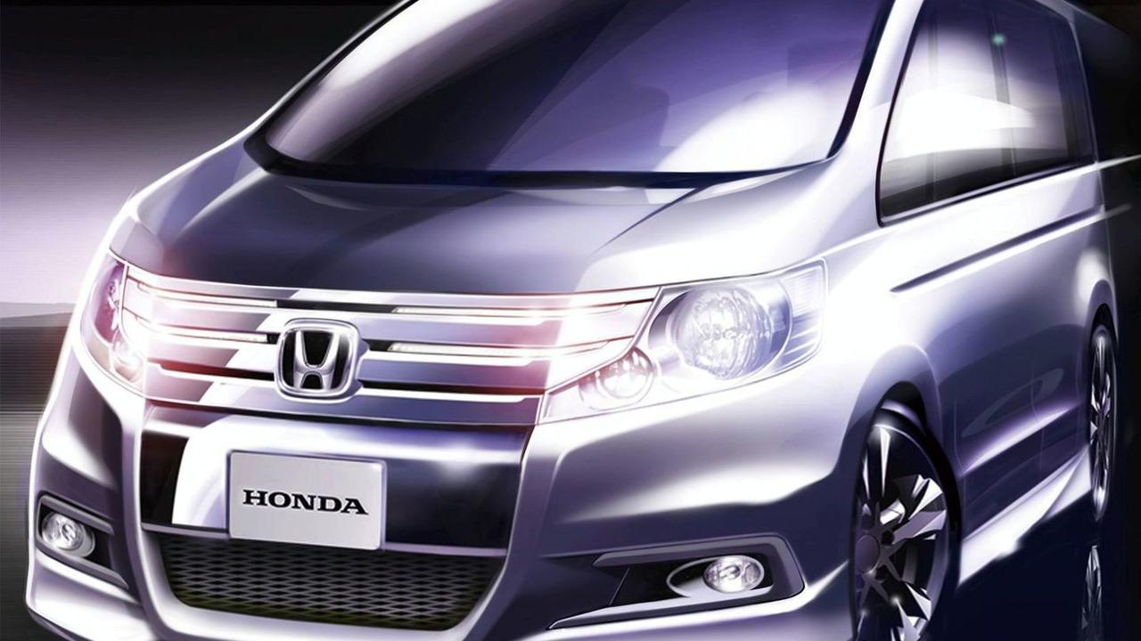 2009 Honda Step WGN