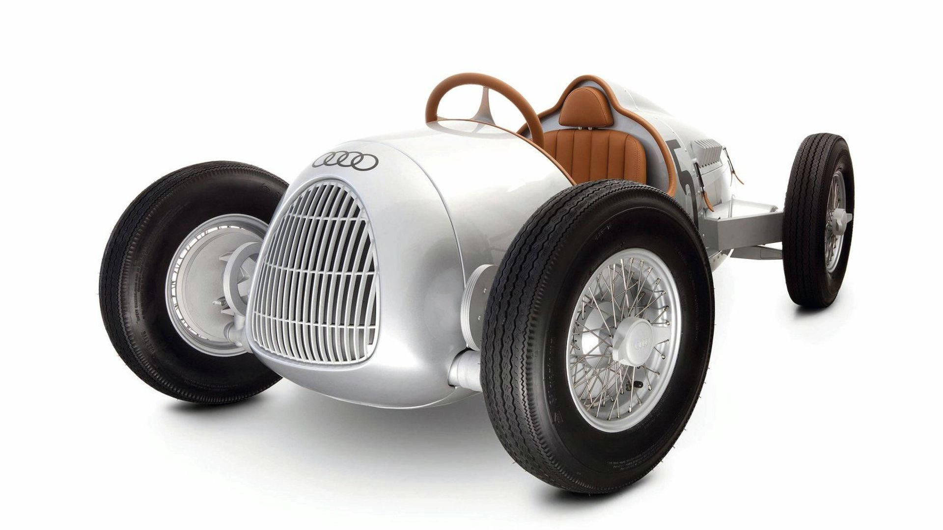 Audi First Auto Maker to Present at Toy Show | audi first car