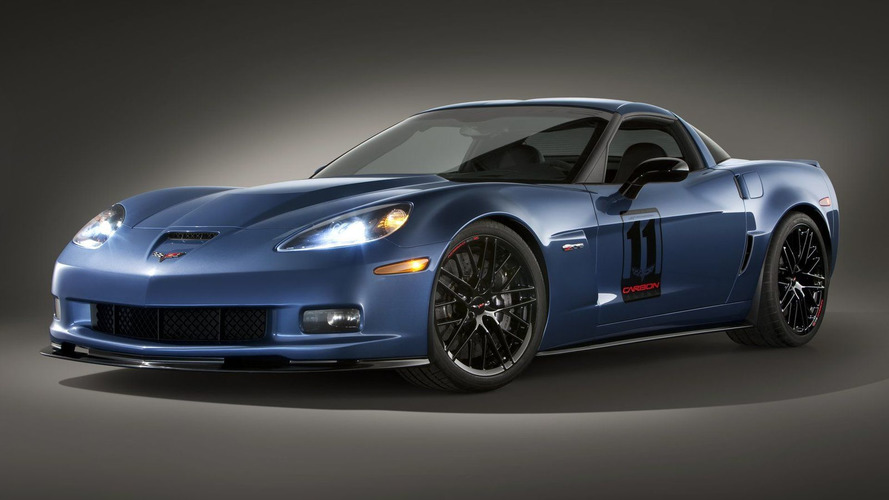 First Corvette Z06 Carbon Edition to be Auctioned at Barrett-Jackson