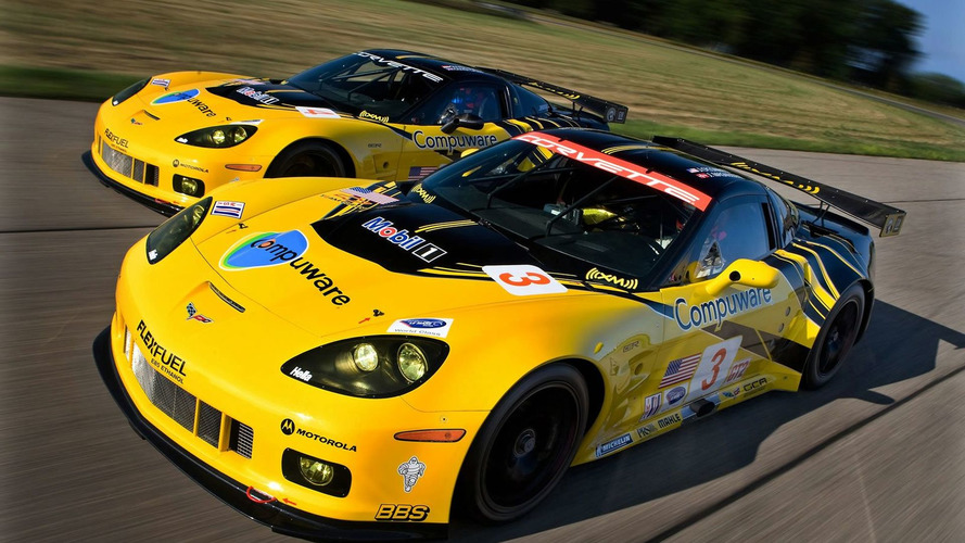 Corvette Racing C6.R GT2 Officially Revealed