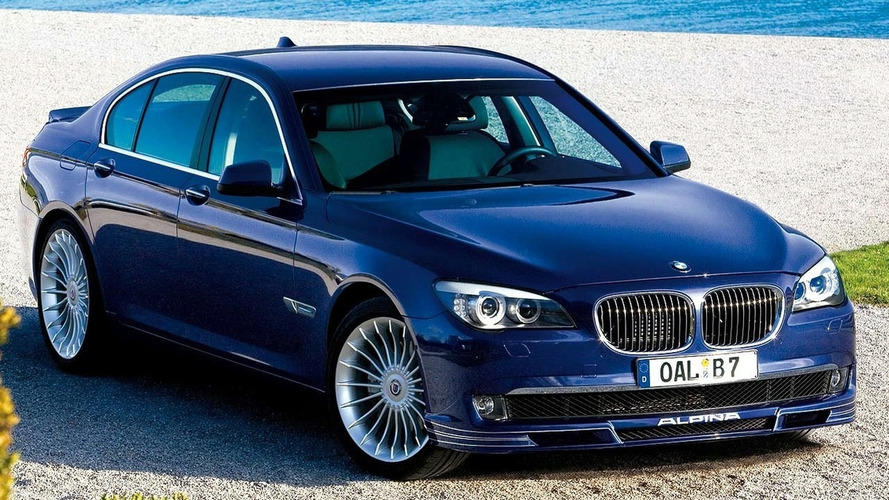 Alpina B7 Leaks Out - Debut in Geneva