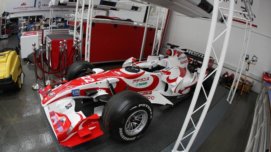 HRT turns to Super Aguri-linked company for 2011 car?