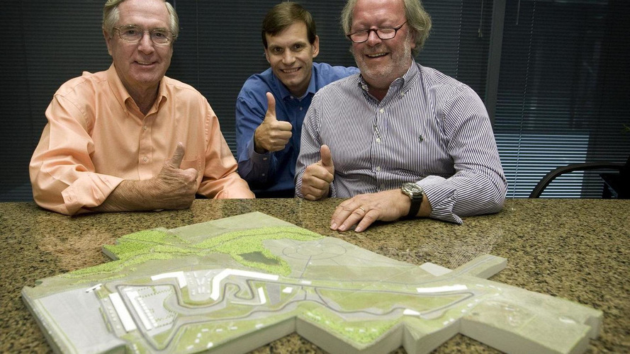 Austin gives FIA plans for 2012 US GP circuit