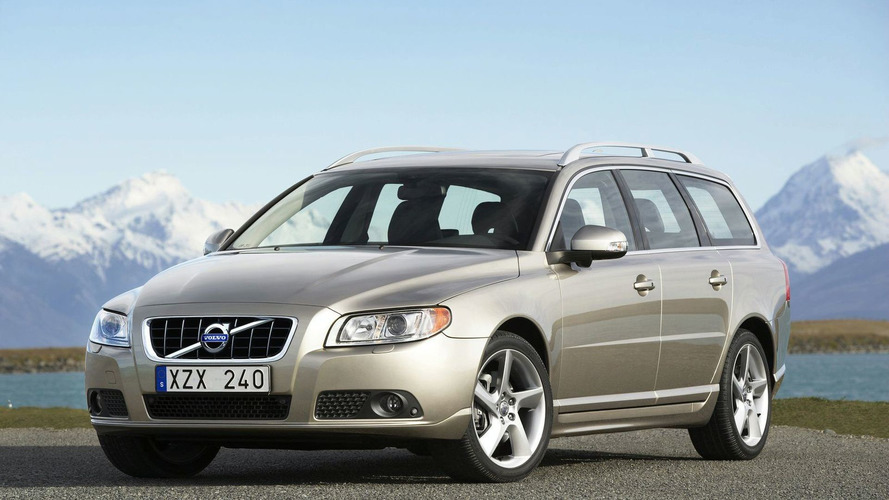 Volvo Revises V70 and S80 Engines to Achieve CO2 Emissions Below 120 g/km