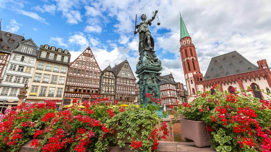 Salón de Frankfurt