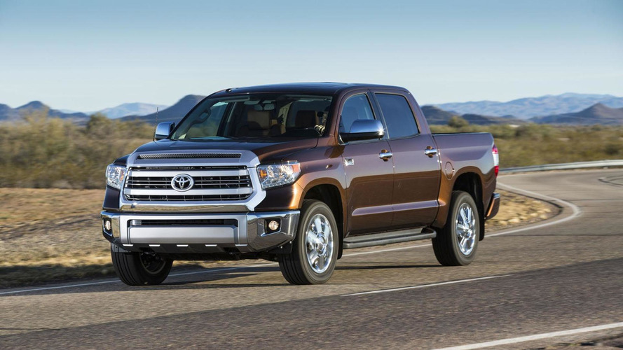 2016 Tundra Diesel >> Toyota Considering A Tundra Diesel Report
