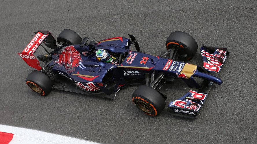 Vergne 'open' to future outside F1