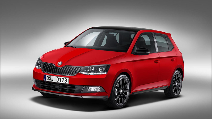 Skoda Fabia Monte Carlo shows off styling tweaks in Geneva