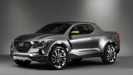 Hyundai Santa Cruz Pickup  Won't Look Like The Concept