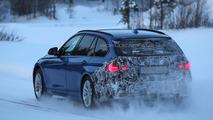 2016 BMW 3-Series Touring spy photo