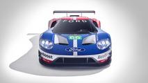 2016 Ford GT racecar