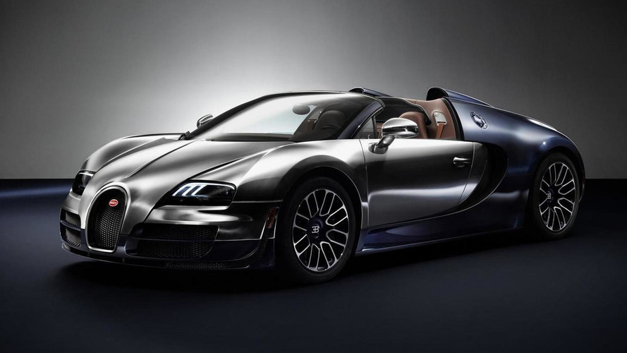 Bugatti Speedster reportedly coming before Veyron replacement