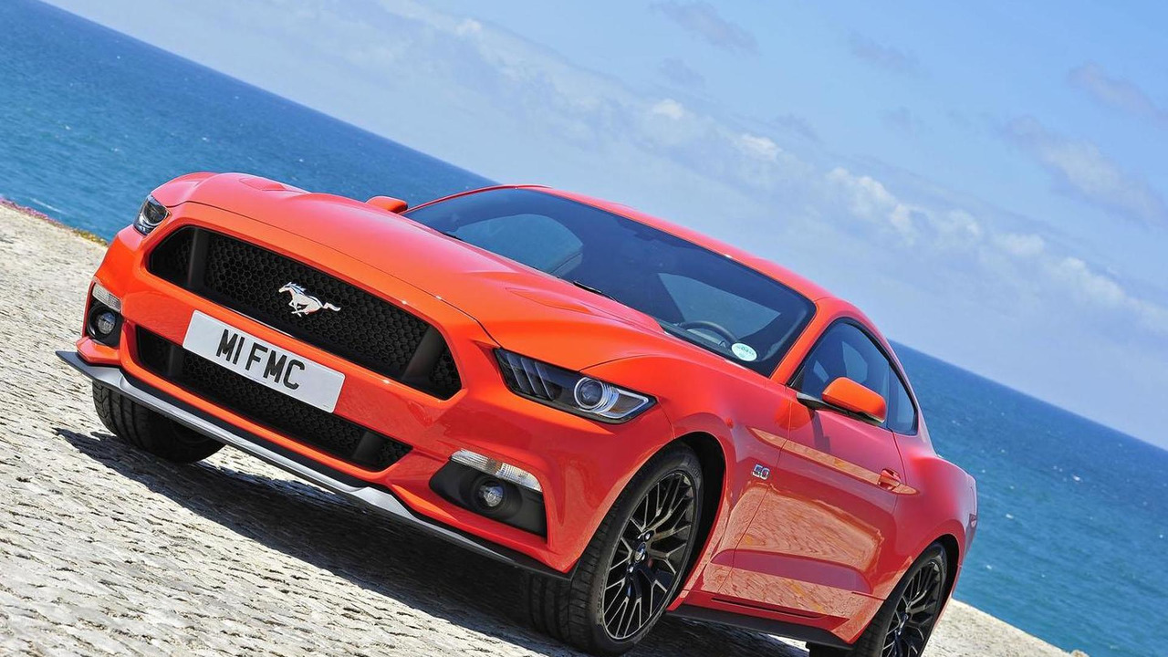 Ford Mustang Euro Spec Performance Specifications Released Videos