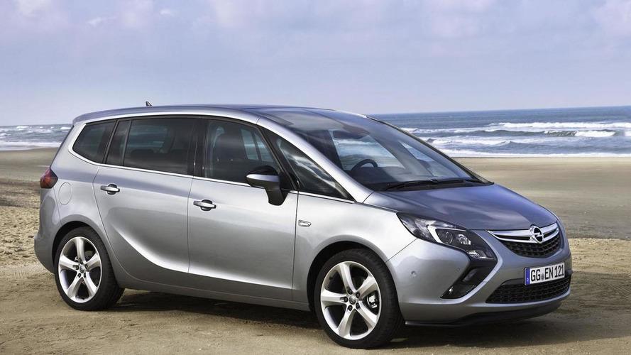 Opel Zafira Tourer 1.6 CDTI ecoFLEX launched
