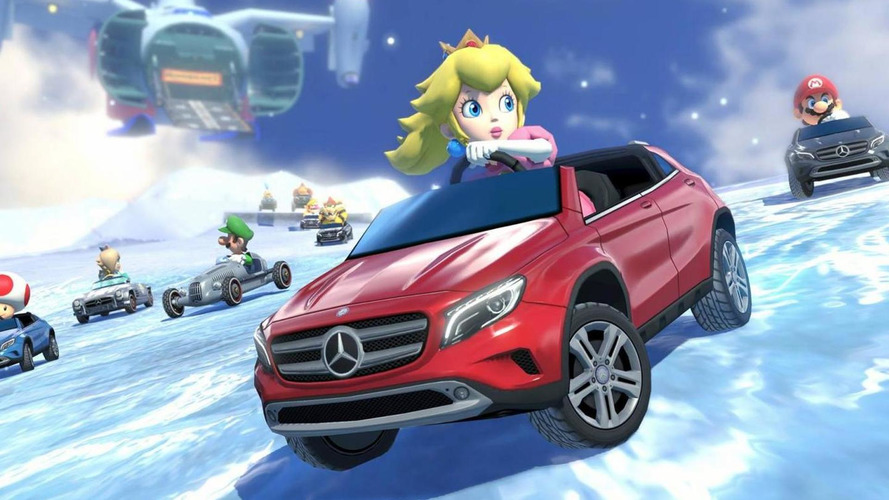 Could Universal Bring a Real-Life Mario Kart to its Theme Parks?