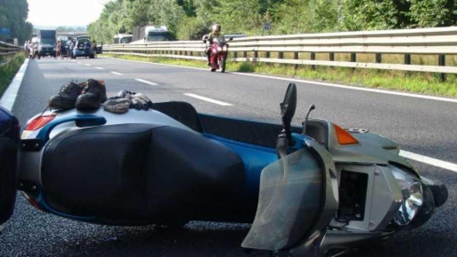 Omicidio stradale, cosa succede se l'investitore è un motociclista?
