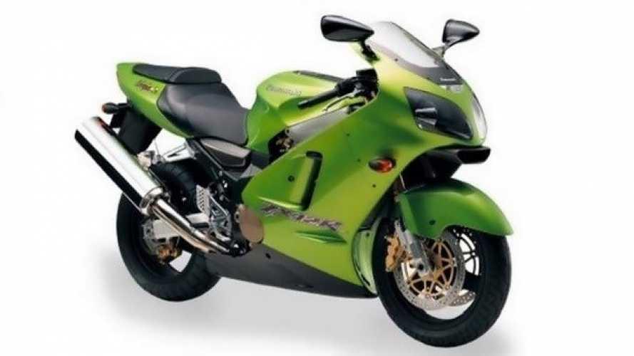 La corsa ai 300 Km/h: Kawasaki Ninja ZX-12 R