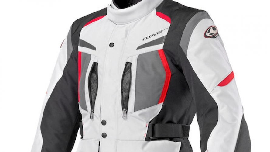 Clover Storm 2, la nuova giacca touring/urban entry level