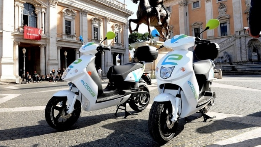 eCooltra Scootersharing: successo in tutta Europa