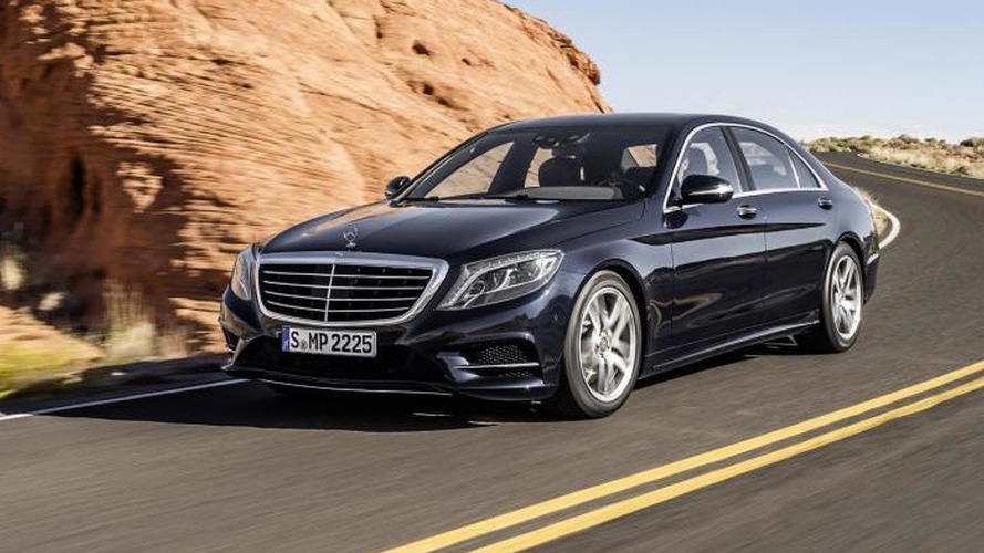 2014 Mercedes S-Class leaked, debuts later today