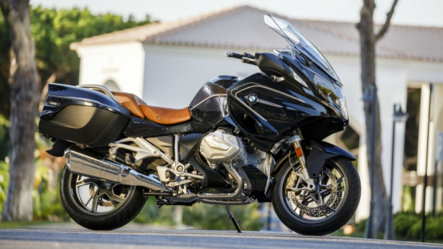 BMW, svelata la R 1250 RT