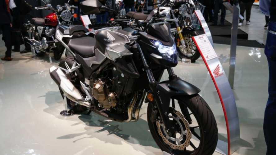Honda CB500F, streetfighter per tutti