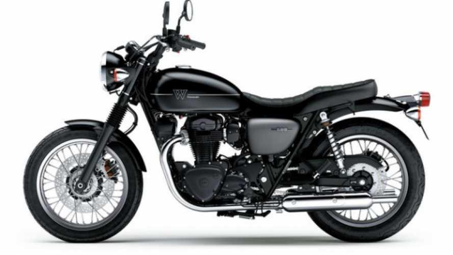 Kawasaki W800: a volte ritornano