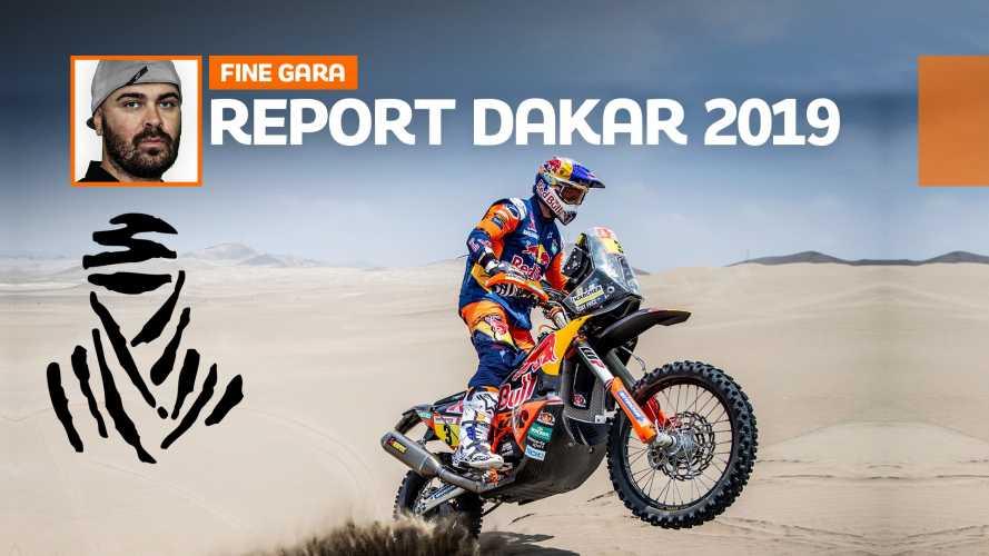 La Dakar secondo Manuel Lucchese: la resa dei conti