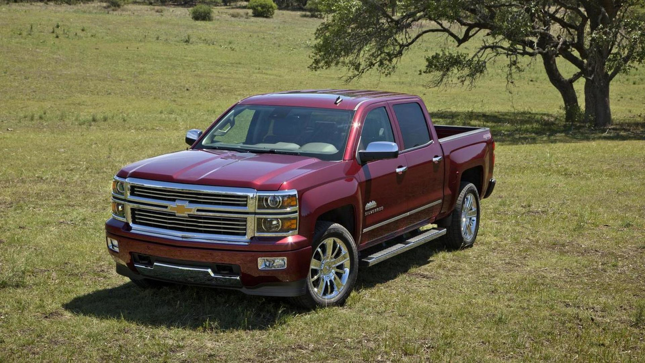 Charming 2014 Chevrolet Silverado High Country 06.05.2013