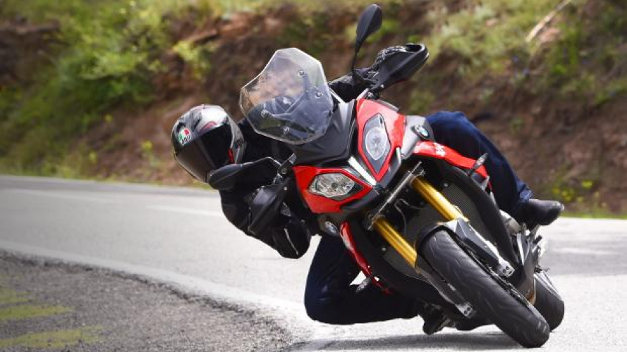 BMW S 1000 XR 2015 - TEST