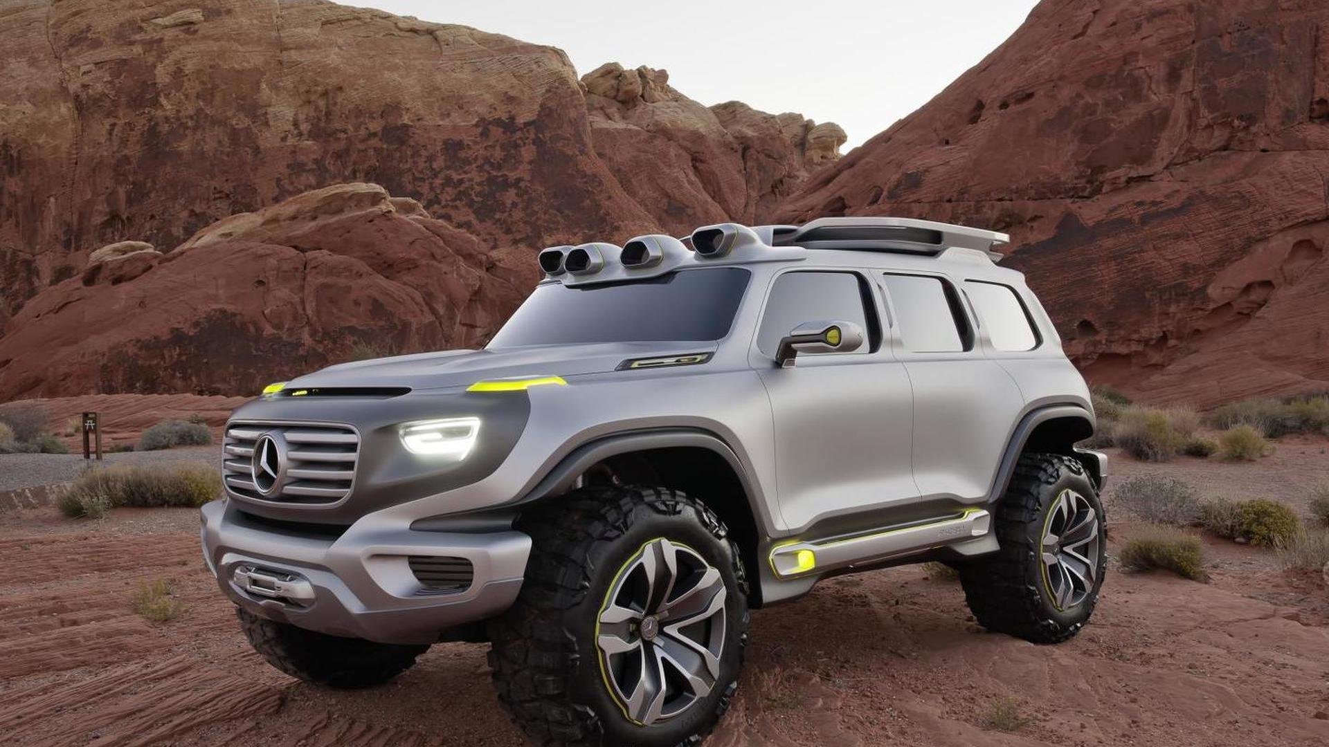 Mercedes Glb Reportedly Coming In 2019 With Renault Sourced 3 Cylinder Engines