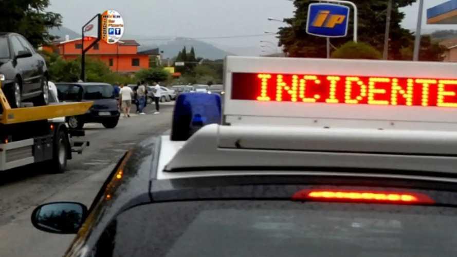 Sicurezza stradale: in Italia calano gli incidenti ma l'obiettivo è lontano