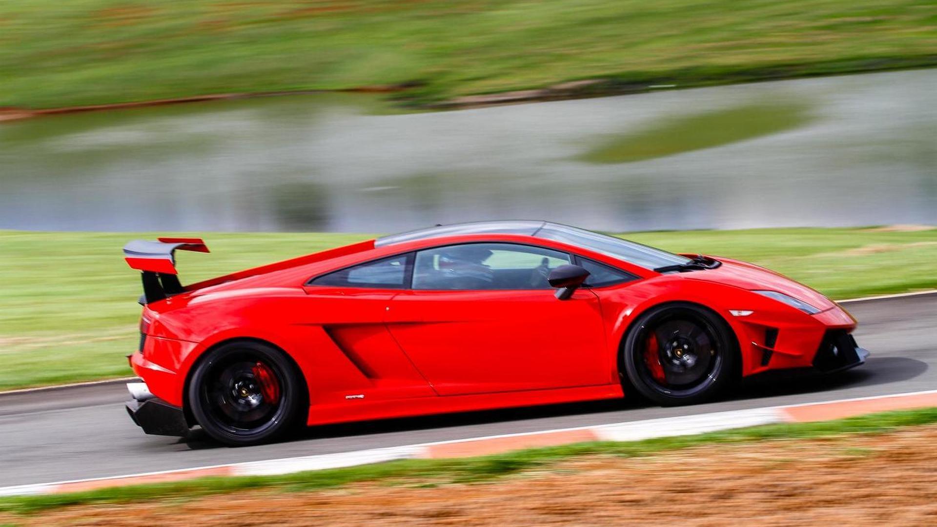 Lamborghini Gallardo Sts 700 By Renm Performance Video