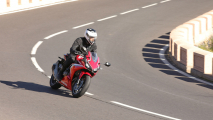 Honda CBR500R - TEST