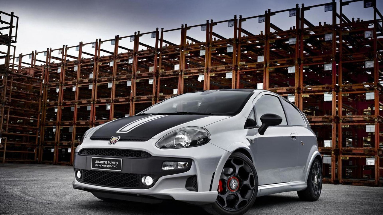 Fiat Punto SuperSport 25.02.2013