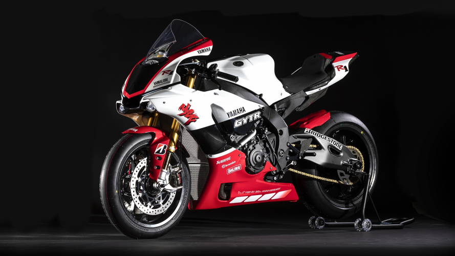 Yamaha YZF-R1 GYTR 20° Anniversario: sold-out dopo poche ore