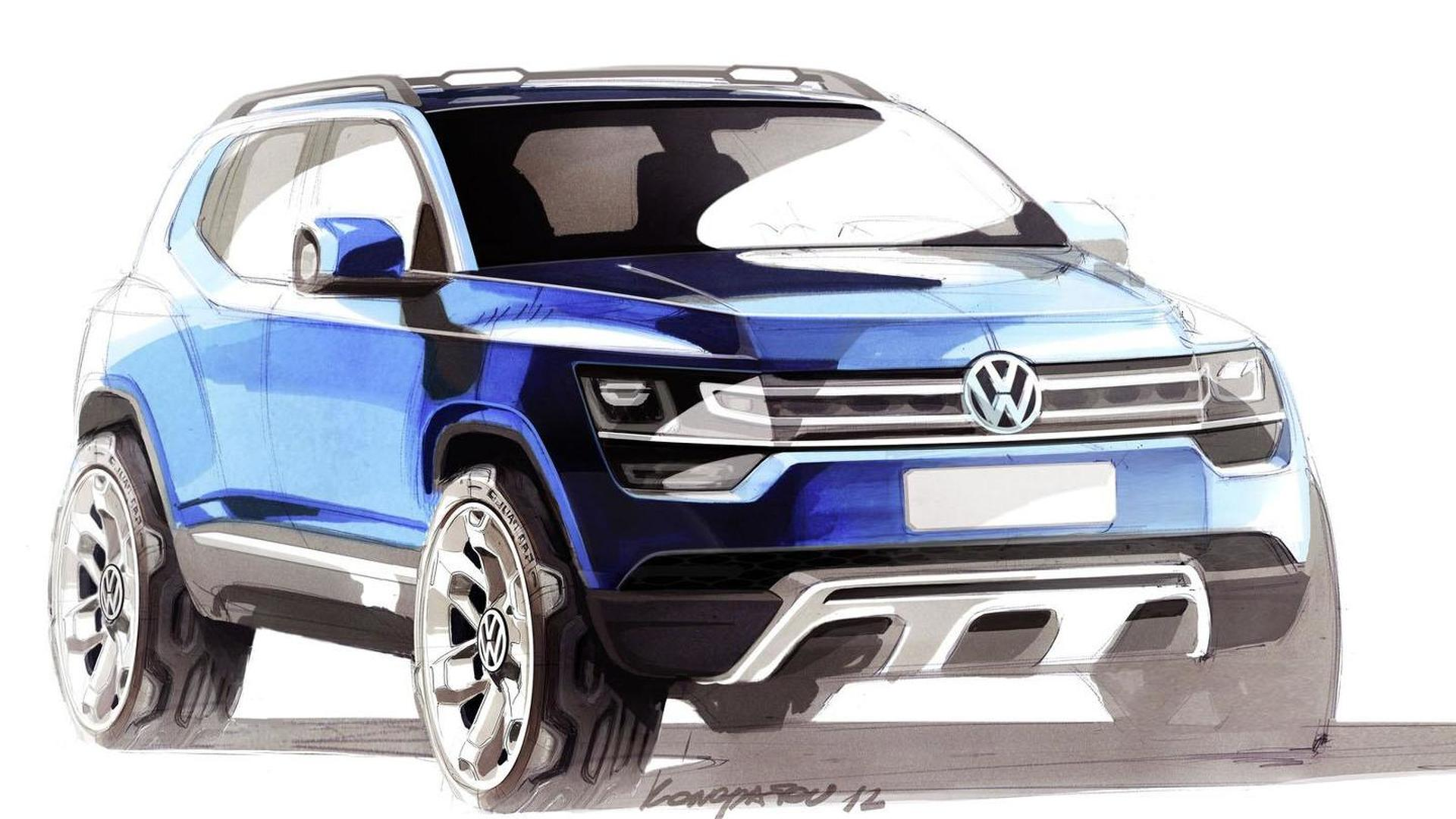 Oh Good Another Small Vw Crossover Coming 2022