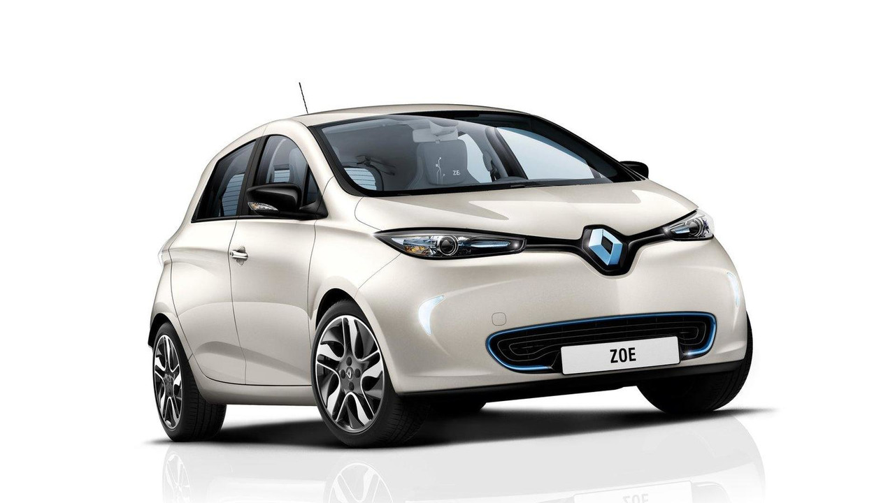 Renault Zoe electric production version 06.03.2012