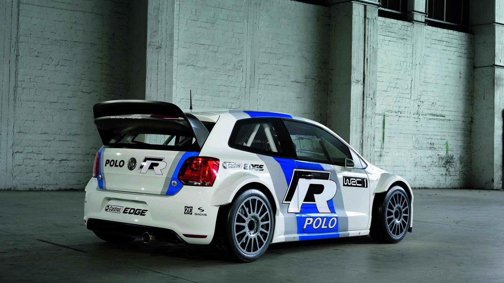vw polo r wrc street and race versions revealed. Black Bedroom Furniture Sets. Home Design Ideas