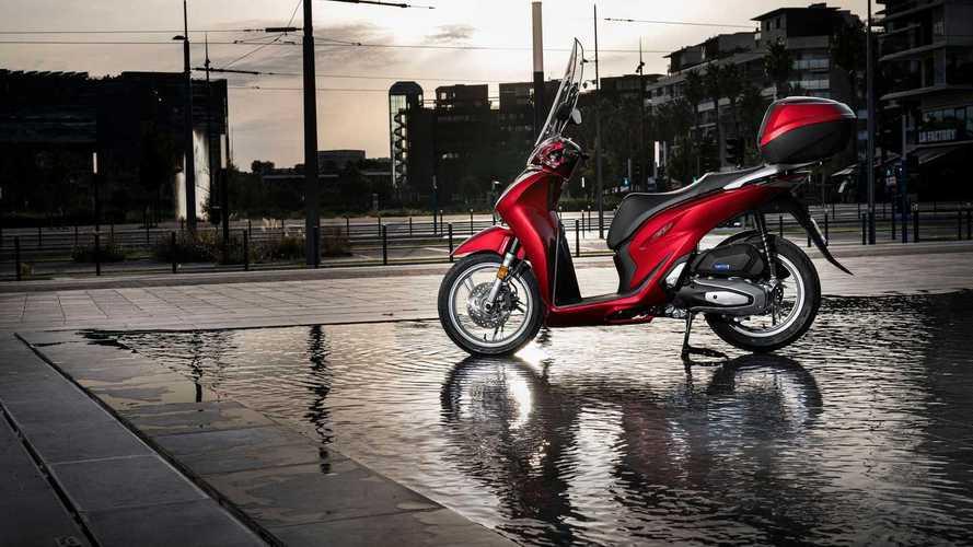Honda SH 125i e 150i 2020: prezzo per entrambi da 3.740 euro