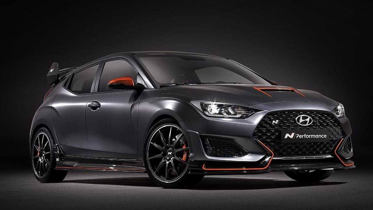 Hyundai Veloster N Performance Concept