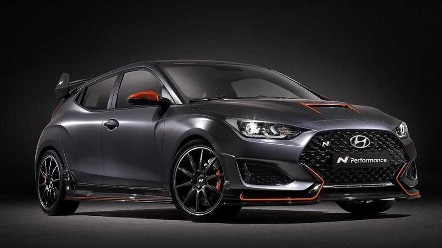 Hyundai Veloster N Performance Concept coming to SEMA show