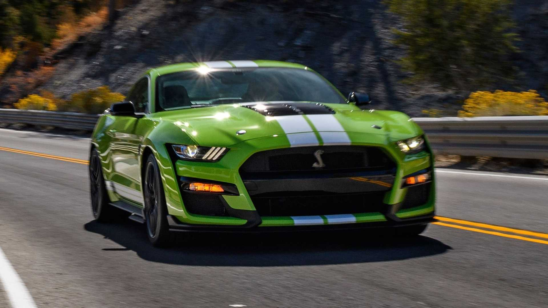 2020 Ford Mustang Overview