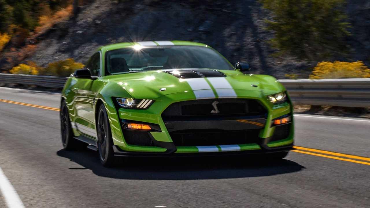 2020 Ford Mustang Shelby GT500: Erste Fahrt