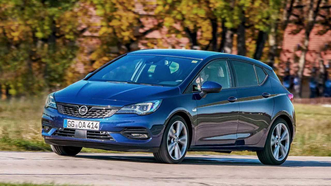 Opel Astra mit CVT-Getriebe (2019) im Test