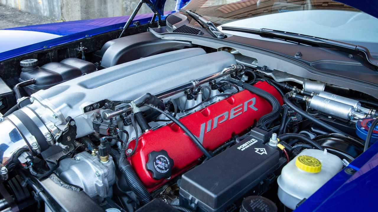Supercharged 2006 Dodge Viper GTS Is The Ultimate American Supercar